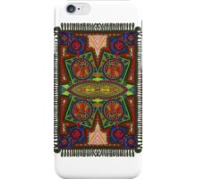 Psychedelic Abstract colourful work 227Big Crest iPhone Case/Skin