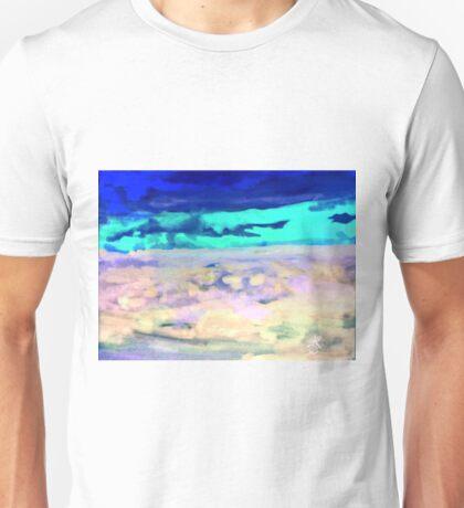 Icey Night Unisex T-Shirt