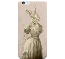 Lady Bunny iPhone Case/Skin