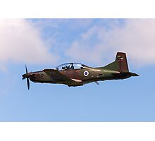 PIlatus PC-9 Photographic Print