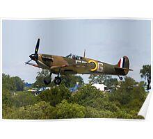 Spitfire Mk II Poster