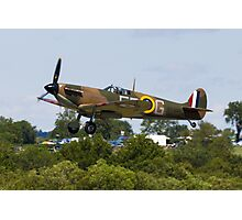 Spitfire Mk II Photographic Print