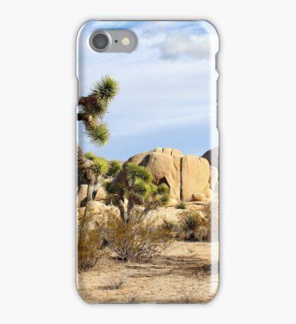 Joshua Tree National Park iPhone Case/Skin