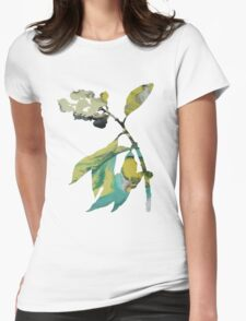 Bittersweet Womens Fitted T-Shirt