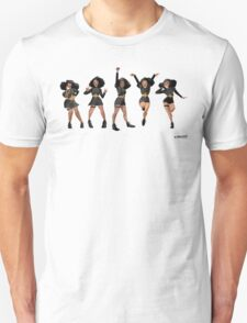 Black, Proud, & Carefree Unisex T-Shirt
