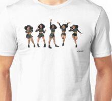 Black, Proud, & Carefree Unisex T-Shirt