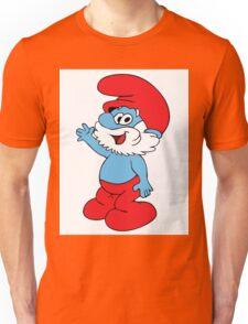 Grande puffo Unisex T-Shirt