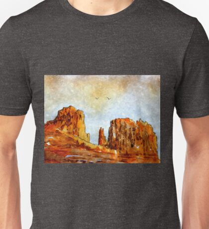 sedona arizona - USA Unisex T-Shirt