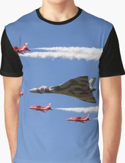 Vulcan and Arrows Graphic T-Shirt