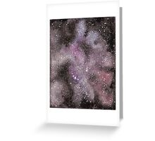 Orion belt Greeting Card