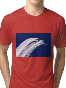 Red Arrows and Smoke Tri-blend T-Shirt
