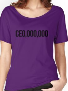 CEO CE0,000,000 Women's Relaxed Fit T-Shirt