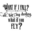 What If I Fall by RenJean