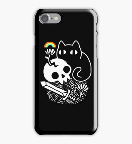 Cat & Stuff iPhone Case/Skin
