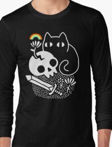 Cat & Stuff Long Sleeve T-Shirt
