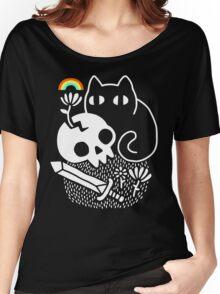Cat & Stuff Women's Relaxed Fit T-Shirt