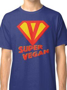 Super Vegan Classic T-Shirt