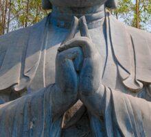 Buddha - Word Power Sticker