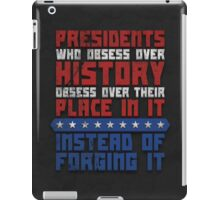 House of Cards - Chapter 20 iPad Case/Skin