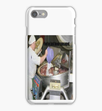 Sausaged! iPhone Case/Skin