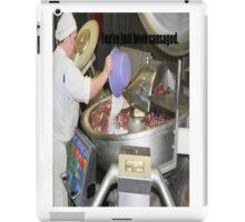 Sausaged! iPad Case/Skin