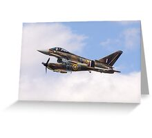 Spitfire and Typhoon Greeting Card