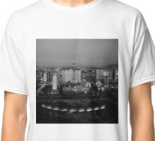 Las Vegas by Night Classic T-Shirt