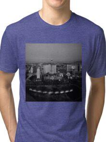 Las Vegas by Night Tri-blend T-Shirt