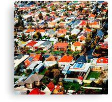 Adelaide land Canvas Print