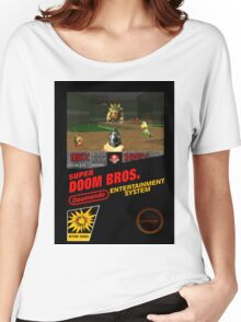 Super Doom Bros. seal Women's Relaxed Fit T-Shirt