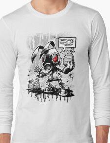 RvB - Not you average easter bunny Long Sleeve T-Shirt