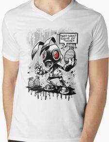 RvB - Not you average easter bunny Mens V-Neck T-Shirt