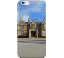Muckross House iPhone Case/Skin