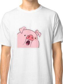 Tumblr Sticker Classic T-Shirt