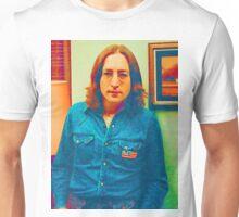 Lennon Who Loved America Unisex T-Shirt