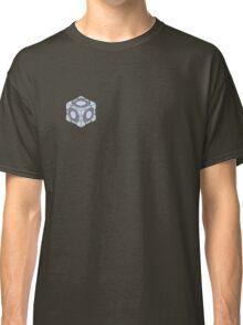 Companion Cube Portal 2 Merch Classic T-Shirt
