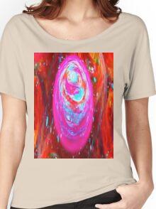 Swirls Women's Relaxed Fit T-Shirt