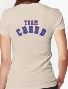 Team CREED Womens Fitted T-Shirt