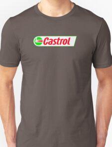 Castrol oil logo Unisex T-Shirt