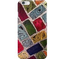 Quilted Doodles iPhone Case/Skin