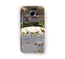 Dreaming about my holidays Samsung Galaxy Case/Skin