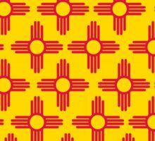 New Mexico Hopi Design 1 Sticker