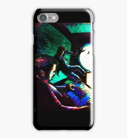 Dreaming at Work iPhone Case/Skin