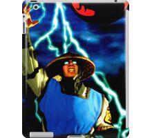mk raiden  iPad Case/Skin