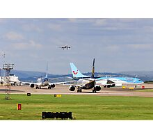 737s Photographic Print
