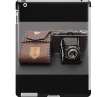 WW II Camera iPad Case/Skin