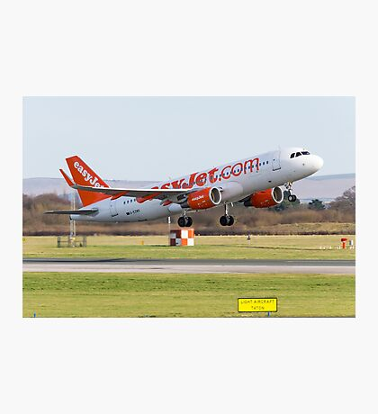 Easyjet A320 Photographic Print