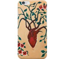 The Heart Grows  iPhone Case/Skin