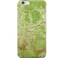 New York NY Churubusco 140503 1915 62500 iPhone Case/Skin