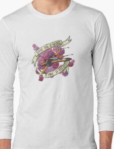 Ride a Pilot Long Sleeve T-Shirt